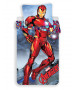 Marvel Avengers Iron Man Single Duvet Cover Set