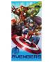 Marvel Avengers Group Towel