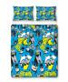 Batman Hero Double Duvet Cover and Pillowcase Set