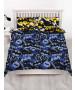 Batman Camo Double Duvet Cover and Pillowcase Set