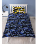 Batman Camo Single Duvet Cover and Pillowcase Set