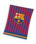 FC Barcelona Luxury Fleece Blanket