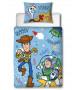 Ensemble housse de couette et taie d'oreiller Toy Story 4 Roar Junior
