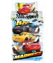 Disney Cars Drag Madness Single Duvet Cover Set