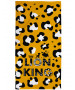 Disney Lion King Animal Print Towel