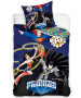DC Super Friends Superheroes Single Duvet Cover Set