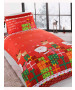 Dear Santa 4 in 1 Christmas Junior Bedding Bundle (Duvet, Pillow and Covers)