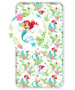 Disney Princess Ariel Single Fitted Sheet