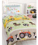 Apple Tree Farm Single Duvet Cover & Pillowcase Set