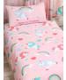 I Believe In Unicorns Single Duvet Cover and Pillowcase Set