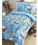 Sea Pirates Single Duvet Cover and Pillowcase Set