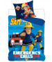 Fireman Sam Emergency Calls Single Duvet Cover Set