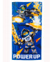 Lego Nexo Knights Power Beach Towel