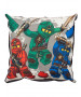 Lego Ninjago Warrior Canvas Cushion