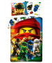 Lego Ninjago Single Cotton Duvet Cover Set - European Size