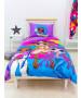 LOL Surprise OMG Beat Single Duvet Cover and Pillowcase Set