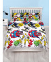 Marvel Comics Scribble Double Duvet Cover Set