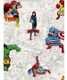 Marvel Heroes Wallpaper Multi Muriva 159502