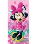 Minnie Mouse Tropical Beach Towel