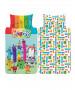 Numberblocks Junior Toddler Duvet Cover and Pillowcase Set