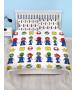 Nintendo Super Mario Stack Double Duvet Cover Set