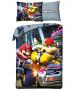 Nintendo Mario Kart Bowser Single Duvet Cover Set - European Size