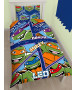 Teenage Mutant Ninja Turtles Dimension Single Duvet Cover Set
