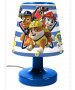 Paw Patrol Bedside Lamp Light