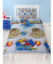 Paw Patrol Super Single Duvet Cover and Pillowcase Set