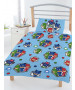 PJ Masks Badges 4 in 1 Junior Bedding Bundle Set (Duvet, Pillow and Covers)