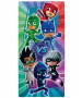 PJ Masks Heroes Versus Villains Towel