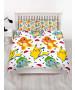 Pokémon Memphis Double Duvet Cover and Pillowcase Set