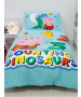 Peppa Pig George Counting Junior Toddler Duvet Cover Set