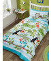 Rainforest Single Duvet Cover and Pillowcase Set