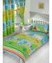 Roar Like a Dinosaur Junior Toddler Duvet Cover & Pillowcase Set