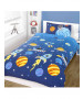 Rocket Single Duvet Cover and Pillowcase Set
