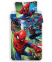 Spiderman Swing Single Cotton Duvet Cover Set