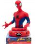 Spiderman 3D Figure Night Light Lampada