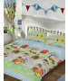 Sunshine Farm Double Duvet Cover and Pillowcase Set
