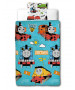 Thomas & Friends Ride On Single Duvet Cover Set
