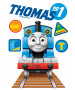 Thomas The Tank Engine Maxi Wall Sticker 2011