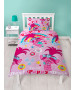 Trolls Dreams Single Duvet Cover Set - Rotary Design
