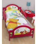 Winnie the Pooh Forest Junior Toddler Panel Duvet Cover & Pillowcase Set