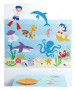 Wallies Wall Play Olive Kids Seaquarium