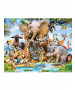 Walltastic Jungle Safari Animals Wall Mural 2.44m x 3.05m