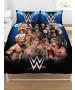 WWE Legends Double Duvet Cover and Pillowcase Set