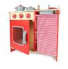 Wooden Kitchen Chef Role Play Toy with Accessories Included