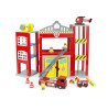 Leomark Wooden Fire Station Play Set