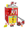 Leomark Wooden Fire Station Role Play Toy