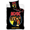 AC/DC Highway to Hell Single Duvet Cover - European Size